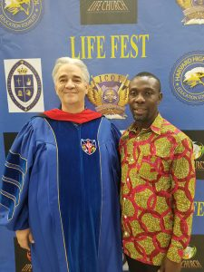 Life College Commencement