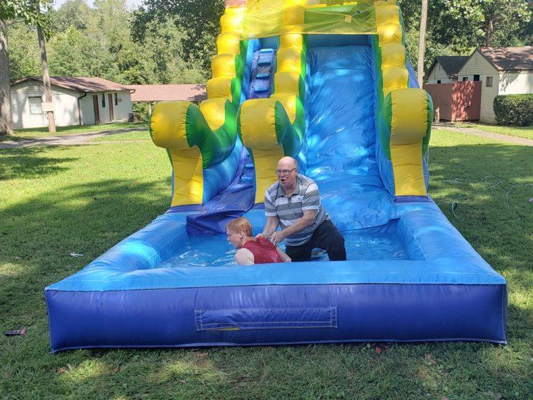 Life Fest 2020 Baptism