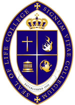 Life College and Seminary Logo