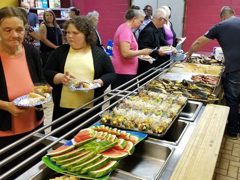 Life Fest 2019 Food and Fellowship