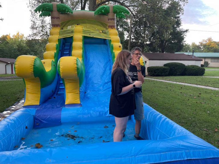 Life Fest 2021 Baptism